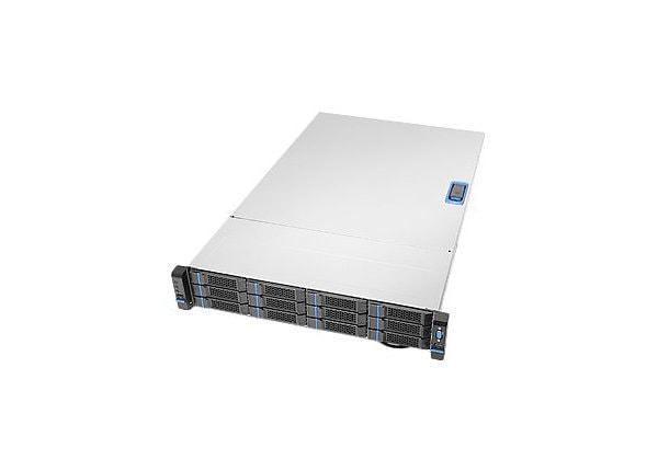 Chenbro RB23712 - rack-mountable - no CPU