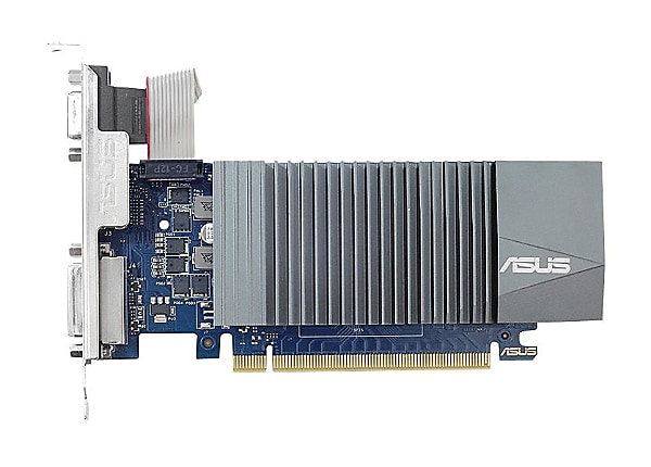 Asus GT710-SL-1GD5-BRK - graphics card - GF GT 710 - 1 GB