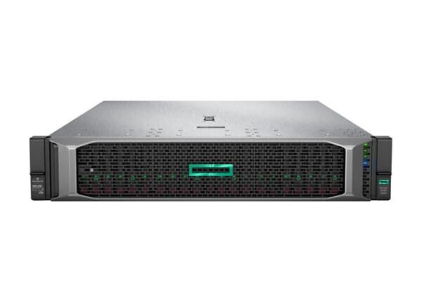 HPE ProLiant DL385 Gen10 - rack-mountable - no CPU - 0 GB