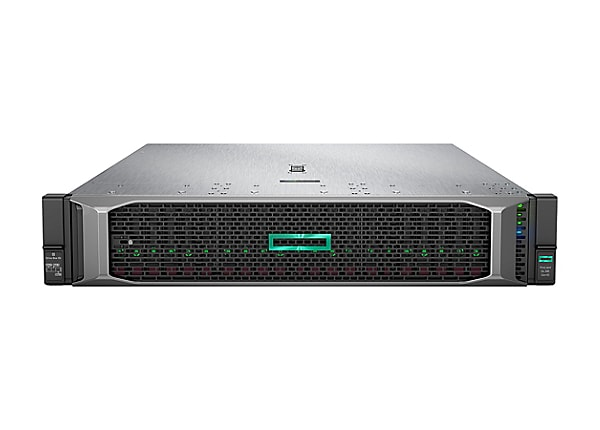 HPE ProLiant DL385 Gen10 - rack-mountable - no CPU - 0 GB