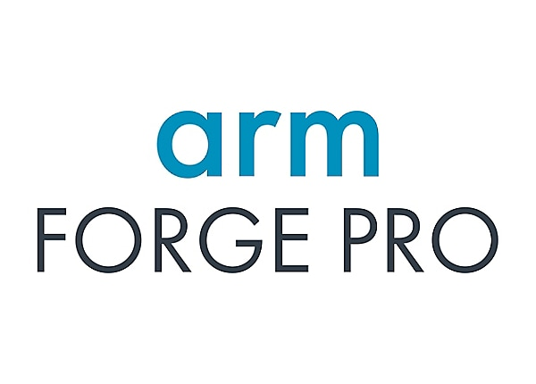 ARM Forge Professional - Floating Subscription License (1 year) - 32 proces