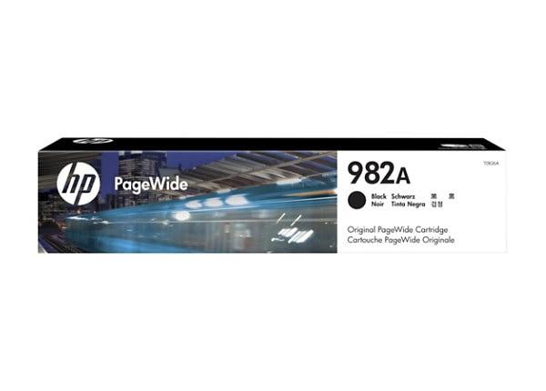 HP 982A - black - original - PageWide - ink cartridge