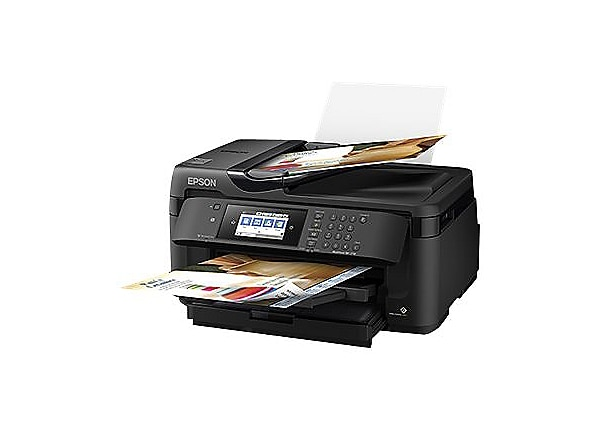 Epson WorkForce WF-7710DWF - multifunction printer (color)