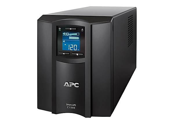 APC Smart-UPS C SMC1500C - UPS - 900 W - 1440 VA - with APC SmartConnect