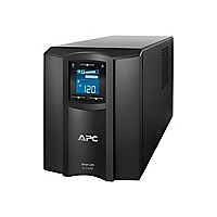 APC Smart-UPS C SMC1500C - UPS - 900 Watt - 1440 VA - with APC SmartConnect