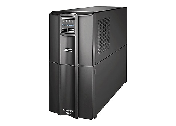 APC Smart-UPS SMT3000C - UPS - 2.7 kW - 3000 VA - with APC SmartConnect