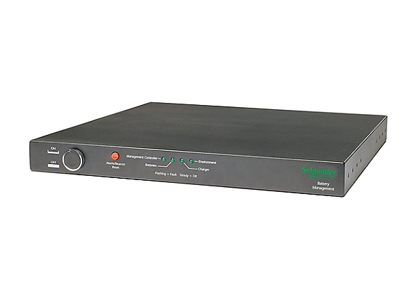 Schneider Electric Battery Manager Main Module - battery control unit