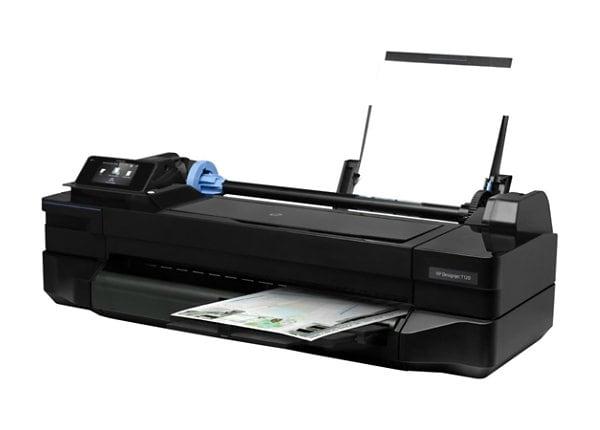HP DesignJet T120 - large-format printer - color - ink-jet