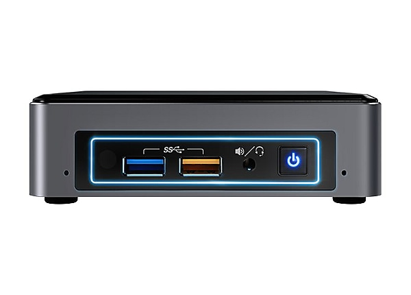 Intel Next Unit of Computing Kit NUC7i5BNKP - Home Edition - mini PC - Core