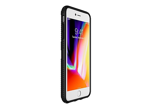 Speck Presidio Grip iPhone 8 Plus - protective case - back cover for cell p