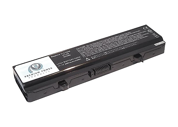 eReplacements Premium Power Products 312-0940 - notebook battery - Li-Ion -