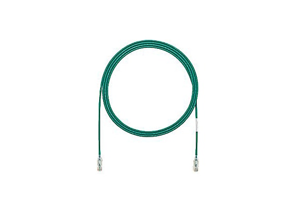 Panduit TX6-28 Category 6 Performance - patch cable - 14 ft - green