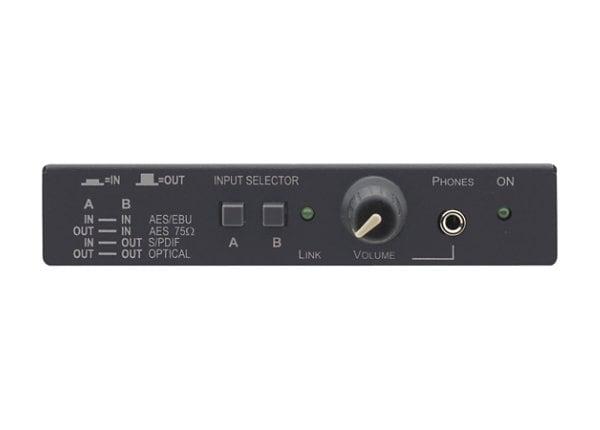 Kramer DigiTOOLS 6410N digital audio to balanced audio converter