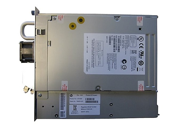 HPE StoreEver LTO-6 Ultrium 6250 Drive Upgrade Kit - tape library drive mod