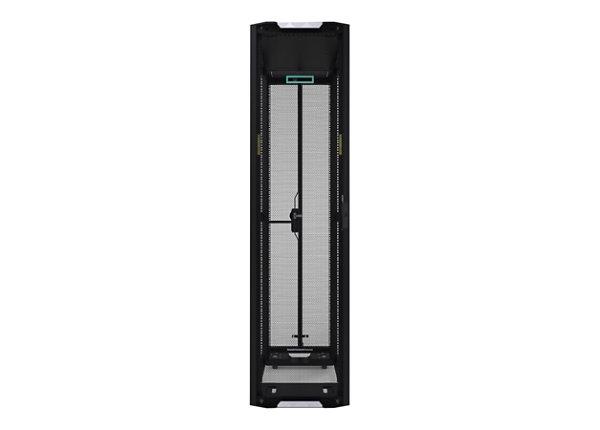 HPE 800mm x 1200mm G2 Enterprise Shock Rack - rack - 42U