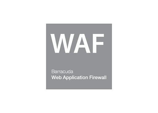 Barracuda Web Application Firewall 860 Vx - subscription license (3 years)