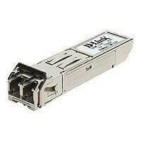 D-Link DEM 210 - SFP (mini-GBIC) transceiver module - 100Mb LAN