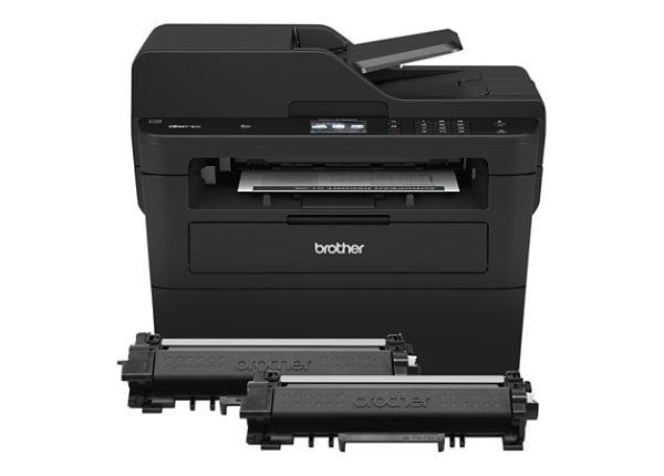 Brother MFC-L2750DWXL - multifunction printer - B/W