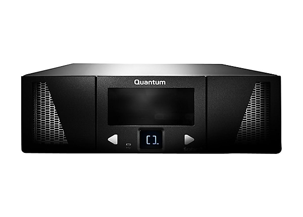 Quantum Scalar i3 with IBM tape drives, Control Module - tape library - LTO