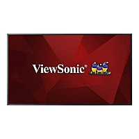 "ViewSonic CDE5510 55"" Class (54.6"" viewable) LED display - 4K"