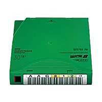 HPE RW Data Cartridge - LTO Ultrium 8 x 1 - 12 To - support de stockage