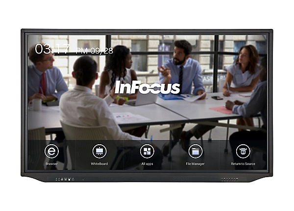 """InFocus JTouch Plus INF8630AG JTOUCH-Series - 86"""" LED display"""