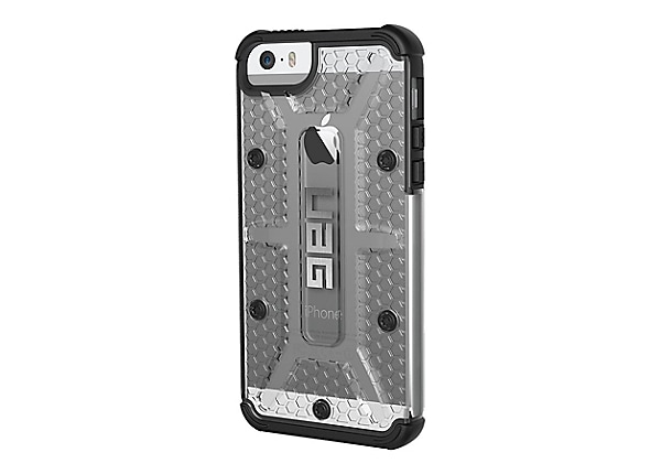 UAG Plasma Series Rugged Case for iPhone SE / 5s - back cover for cell phon