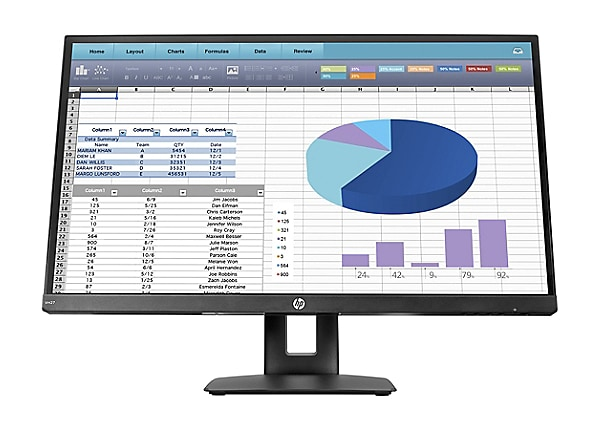 HP VH27 - LED monitor - Full HD (1080p) - 27""