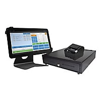 Royal Sovereign RPOS-10M All-in-1 Point of Sales System - cash register