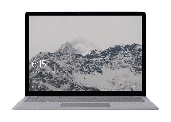 "Microsoft Surface Laptop - 13.5"" - Core i7 7660U - 16 GB RAM - 512 GB SSD -"