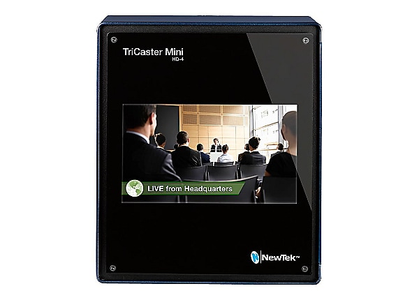 NewTek TriCaster Mini HD-4i - video production system