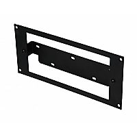 "Havis 1-Piece Equipment Mounting Bracket with 4.0"" Mounting Space"