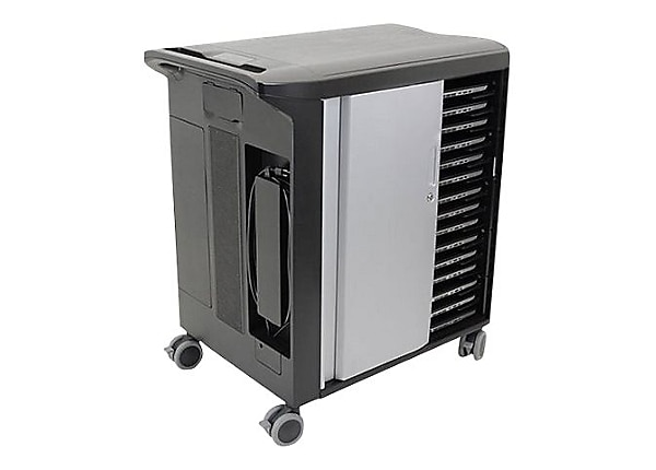 Dell Network Ready Charging Cart CT30N181 - cart - 30 devices