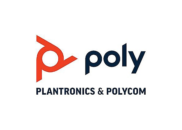 Poly Manager Pro - subscription license (1 year) - 500-1100 users - with Co