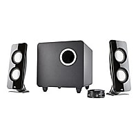 Cyber Acoustics CURVE Series CA-3610 Immersion - speaker system - for PC