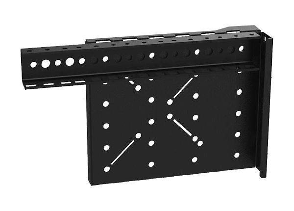 Legrand 4RU Fixed Rail Kit for Vertical Wall-Mount Cabinet TAA rack rail mo