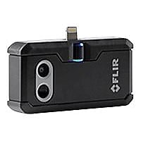 FLIR One Pro for iOS - thermal camera attachment
