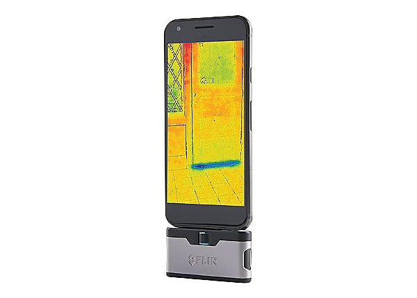 FLIR One for Android - 3th Generation - thermal camera attachment