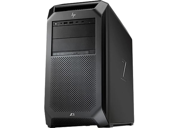 HP Z8 G4 Xeon 2x4114 96GB RAM 512GB Windows 10 Pro
