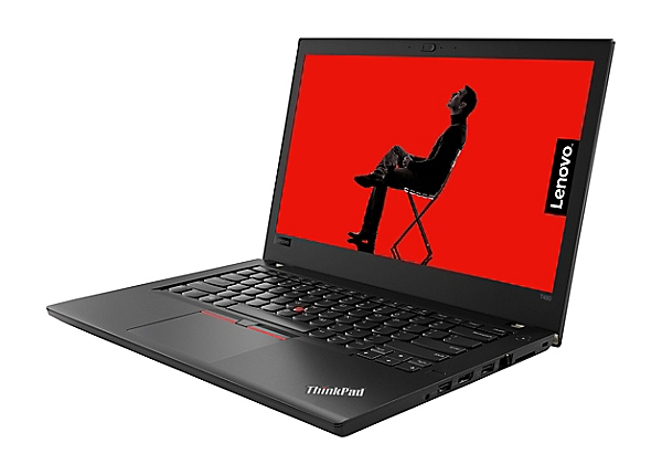 "Lenovo ThinkPad T480 - 14"" - Core i7 8650U - 16 GB RAM - 512 GB SSD"