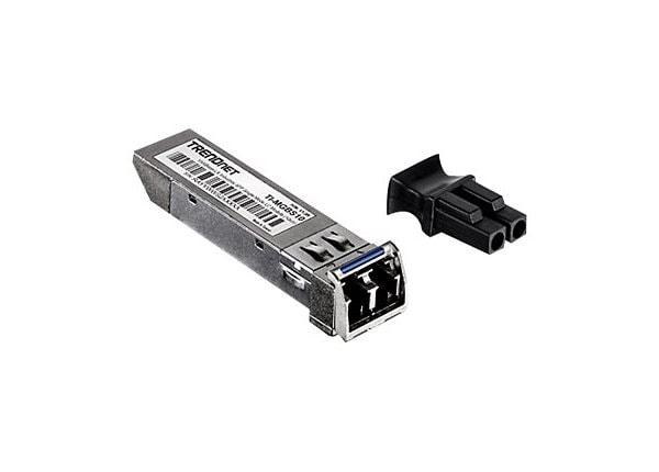 TRENDnet TI-MGBS10 - SFP (mini-GBIC) transceiver module - GigE