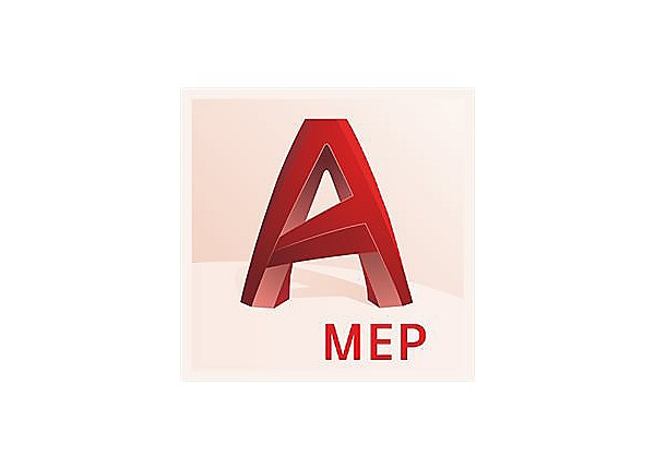 AutoCAD MEP 2018 - New Subscription (3 years) - 1 additional seat