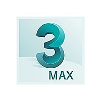 Autodesk 3ds Max - Subscription Renewal (2 years) - 1 seat