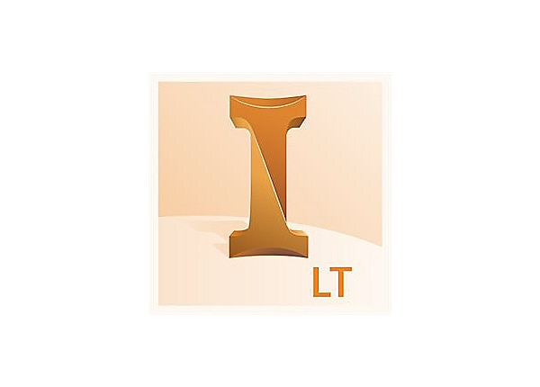 Autodesk Inventor LT - Subscription Renewal (2 years) - 1 seat