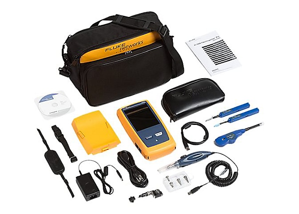 Fluke Networks FiberInspector Pro FI2-7000-MPO - network tester kit
