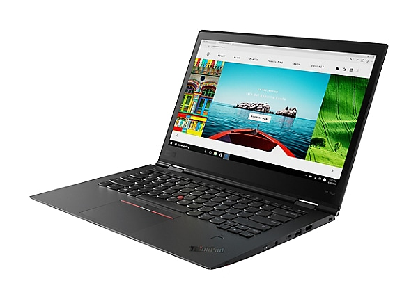 "Lenovo ThinkPad X1 Yoga (3rd Gen) - 14"" - Core i7 8650U - 16 GB RAM - 512 G"