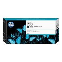 HP 730 - High Capacity - matte black - original - DesignJet - ink cartridge