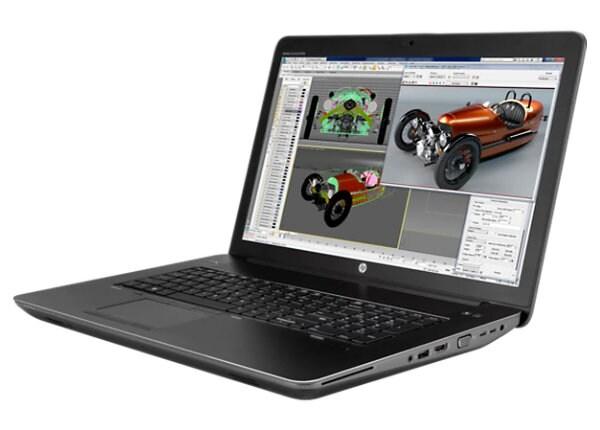 "HP ZBook 17 G4 17.3"" Xeon E3-1505M 32GB 1TB"