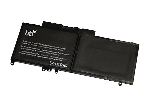 BTI DL-E5550 - notebook battery - Li-pol - 5100 mAh - 38 Wh
