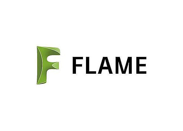 Autodesk Flame - Subscription Renewal (2 years) - 1 seat